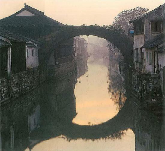 今日南浔的通津桥