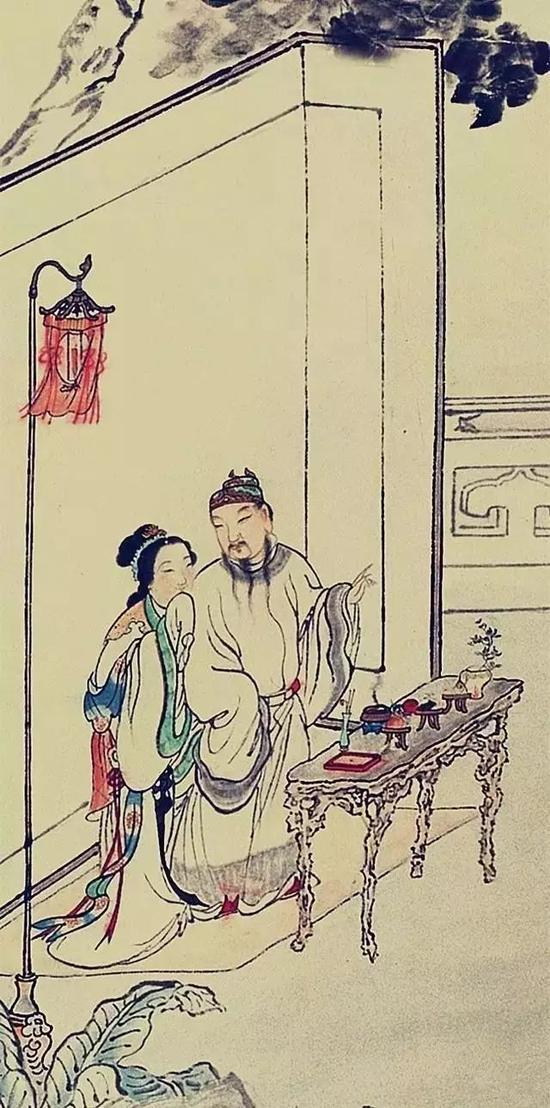 王素 《长生殿》