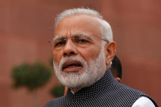 印度现任总理莫迪 / 图片来源BBC