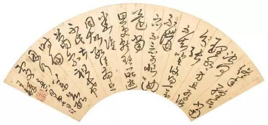 王铎 临张芝《冠军帖》(1649)