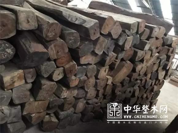 1、缅甸全面停止木材出口