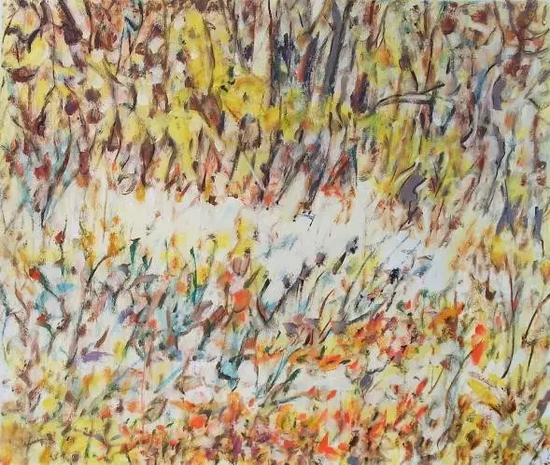 亚瑟·皮那让《无题》,1987年