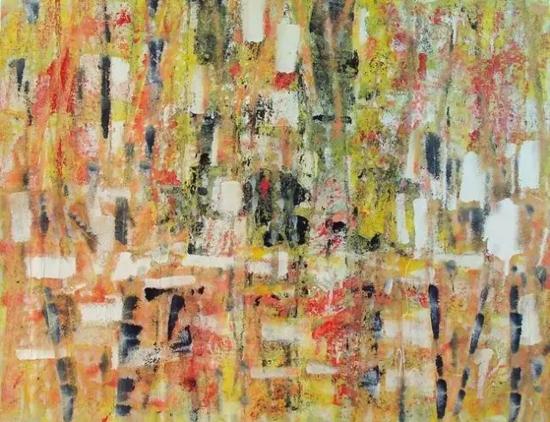 亚瑟·皮那让《无题》,1984年