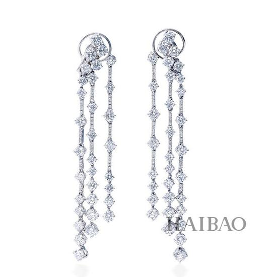 戴比尔斯钻石珠宝 (De Beers Diamond Jewellers) Arpeggia系列