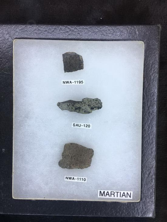 在对陨石的分类有了基本的了解以后,我们以地区来看陨石的分布与搜集。