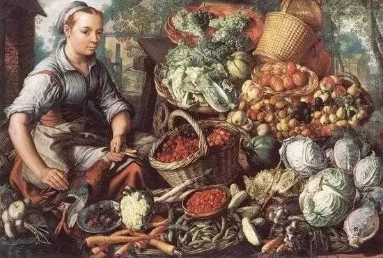 欧洲油画中的酒鬼文化