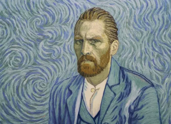 Robert Gulaczyk扮演的文森¤特・梵高。图片:Courtesy Good Deed Entertainment and Loving Vincent