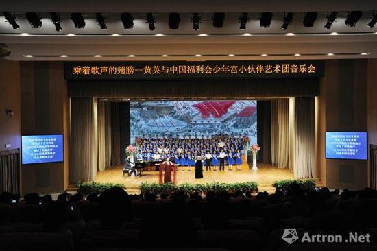 丰富多彩的中华艺术宫活动