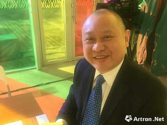 中华艺术宫执行馆长李磊