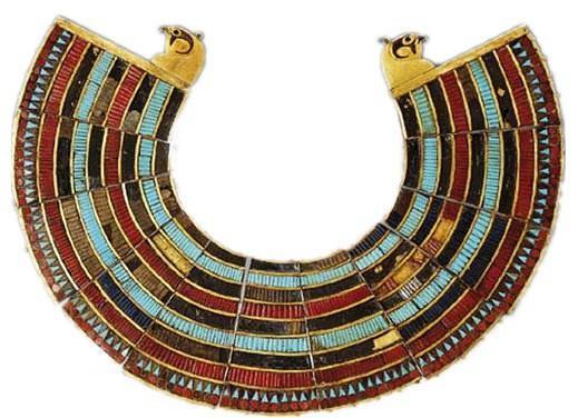[图坦卡蒙项链]Necklace of Tutankhamun