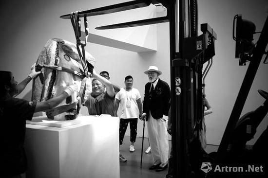 吕佩尔茨对话会 photographer ZHAO Dongyang