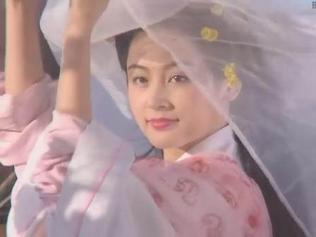 1991年版《三国演义》中陈红饰演貂蝉。