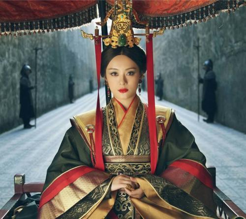 《芈月传》中孙俪饰演芈月。