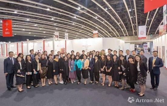 中国嘉德(香港)拍卖新团队大集合