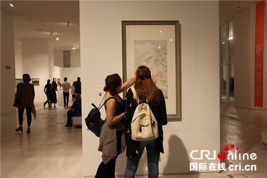 希腊观众对中国艺术很感兴趣