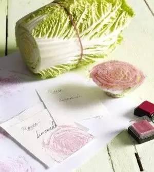 拿来印在信纸、签名纸、明信片、小贺卡上面,主人优雅细腻的气质一下就显现出来了呢!