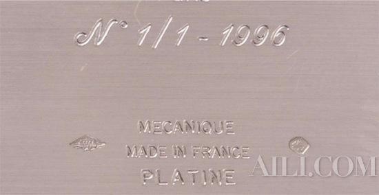 卡地亚Cloche系列Ref. 8876腕表