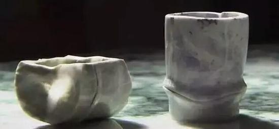日本翡翠摆件