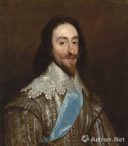此作原为国王查尔斯一世(1600-1649)所有