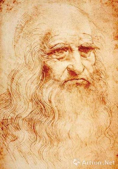天文学家、发明家、建筑工程师、画家、生物学家......列奥纳多·达·芬奇自画像