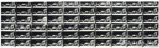 将和达·芬奇《救世主》同时拍卖的安迪·沃霍尔《60个最后的晚餐》