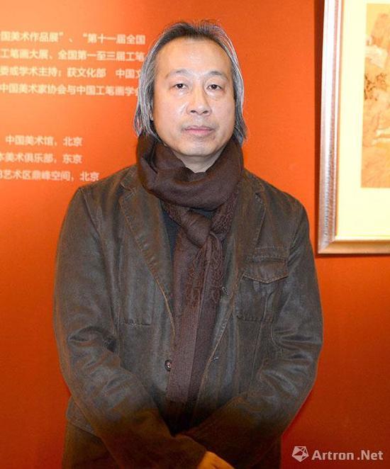 牛克诚:中国艺术研究院美术研究所所长、艺术史学家