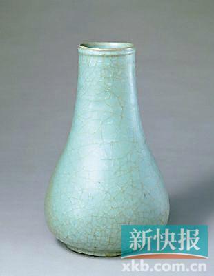 ■宋代官窑大瓶 北京故宫博物院藏