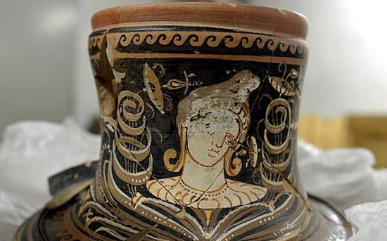 伊特鲁里亚文明存于公元前 12 世纪至公元前 1 世纪,位于今意大利。 图片来源:Geneva Public Ministry