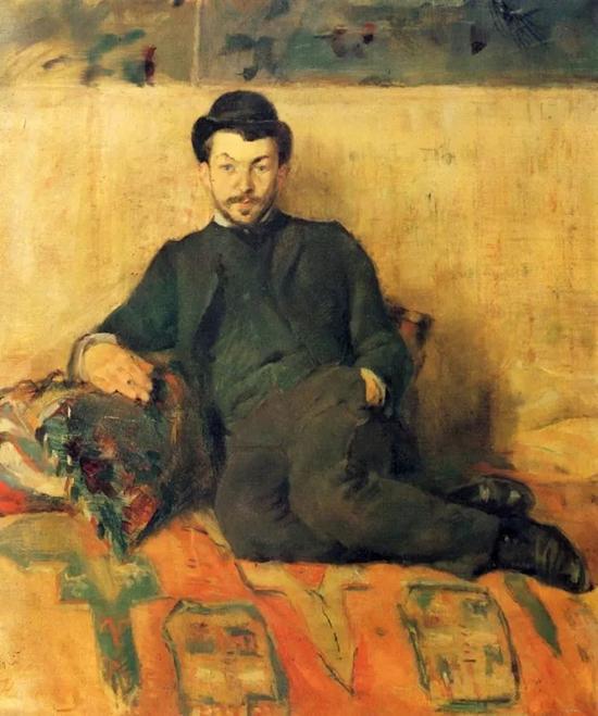 荒唐的巴黎生活,最终还是毁掉了他的健康。酒精和死神一道伴随着劳特累克,他在劫难逃。