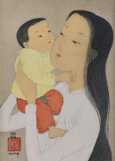 梅忠恕(越南,1906-1980)