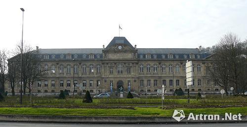 塞夫勒国家陶瓷博物馆 图片来源于网络