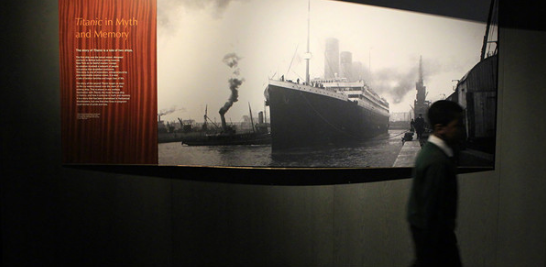 泰坦尼克家书天价拍卖