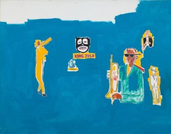 (7)Jesse,1983 ,由John McEnroe画廊提供