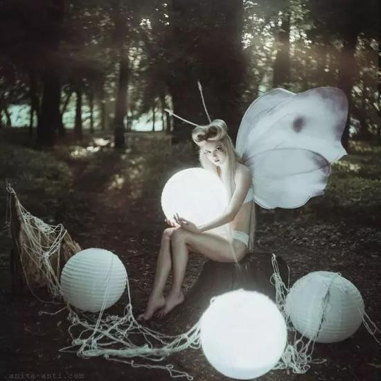 五,Irina Dzhul时尚人像摄影欣赏