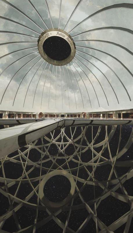 VR的神奇:走进伦勃朗的画