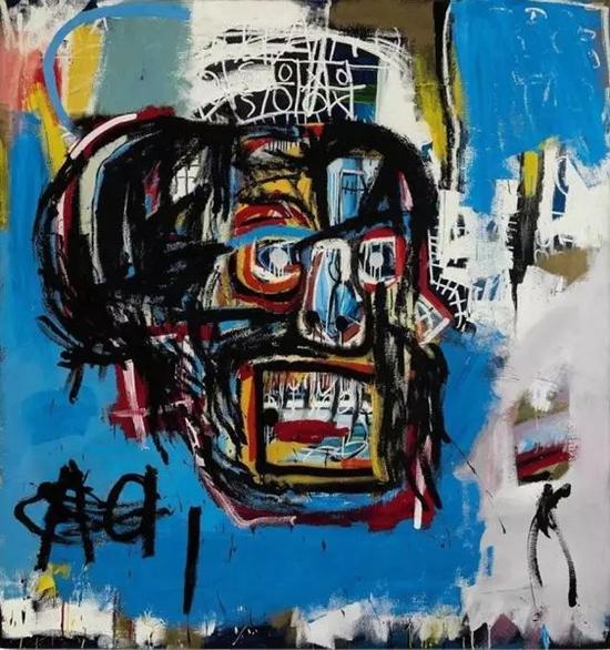 让米歇尔巴斯奎特《无题》(1982)被日本藏家前泽友作以1.1亿美元(约合人民币7.6亿元)的价格在纽约苏富比买下