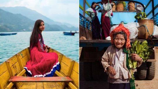 左:尼泊尔 右:缅甸