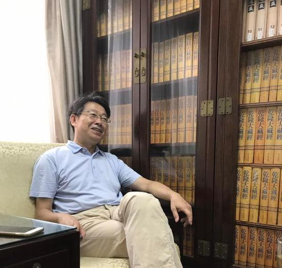 北京大学教授朱良志