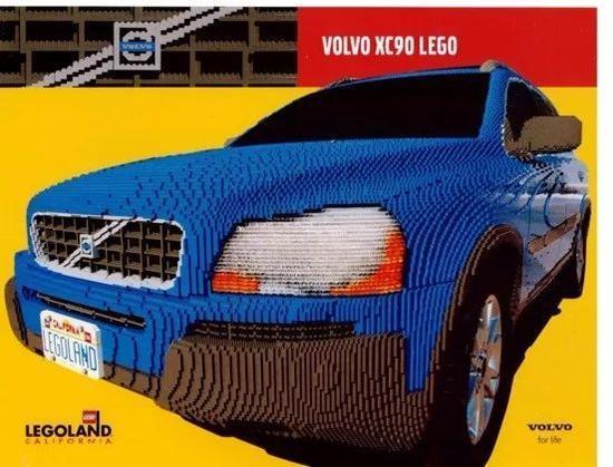 与乐高LEGO的跨界合作