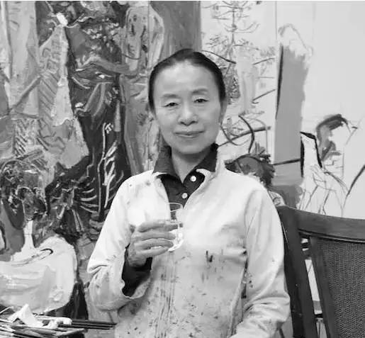 闫平 著名艺术家 中国人民大学艺术学院教授 中国美术家协会理事