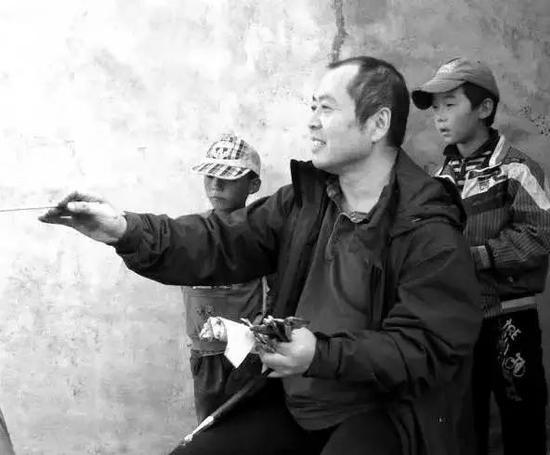宋克 著名艺术家 清华大学美术学院副教授,硕士研究生导师,中国美术家协会综合材料 绘画艺术委员会副主任