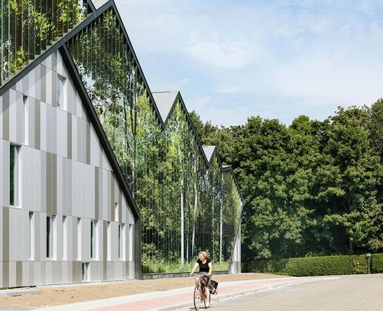 carlos arroyo作品:academie MWD,2013年拍摄于比利时迪尔贝克