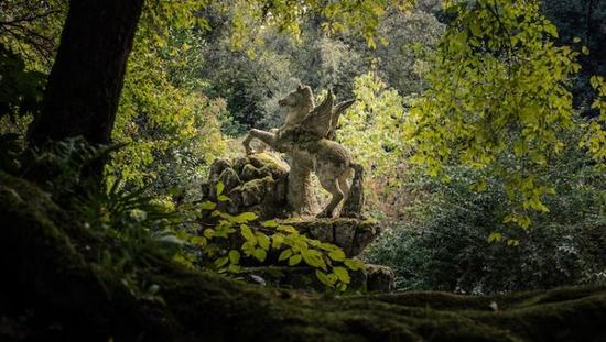 科尔多瓦雕塑公园博物馆 林肯,麻萨诸塞州