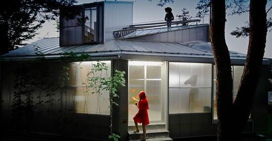 miguel de guzma?n作品:espinar住宅 2013年拍摄于塞戈维亚