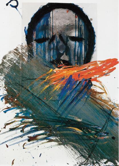 死者复绘,阿努尔夫·莱纳,1981—1983 年。