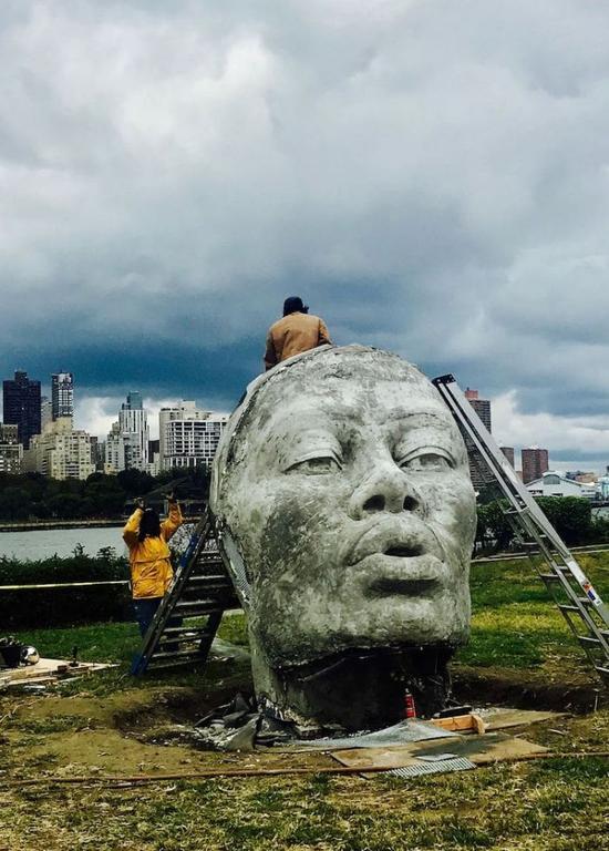 奥林匹克雕塑公园,华盛顿 西雅图