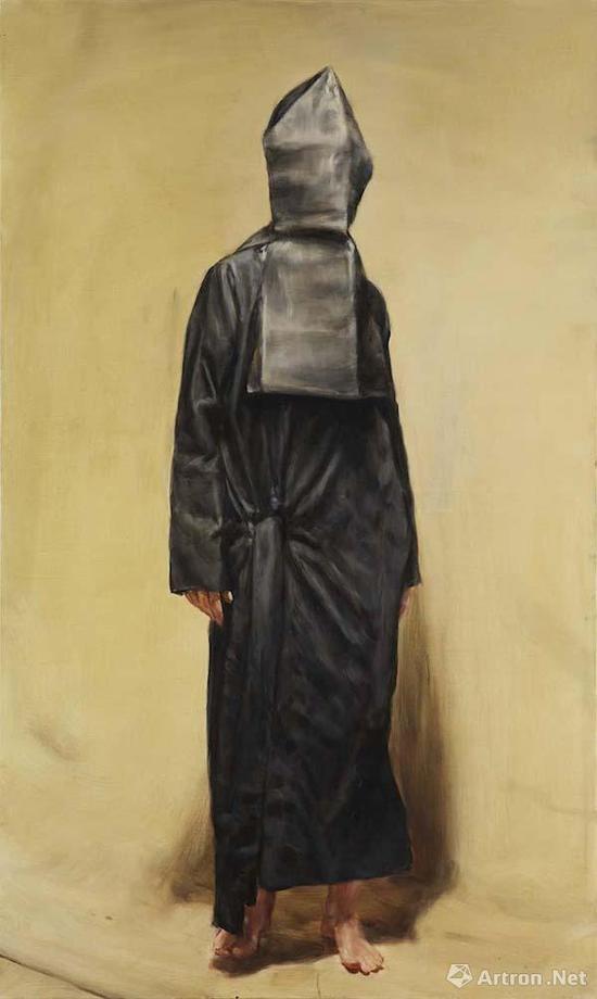 米歇尔·博伊曼斯绘画作品《Black Mould II》标价220万美金