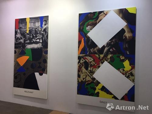 Marian Goodman画廊展示约翰·巴尔代萨里的作品