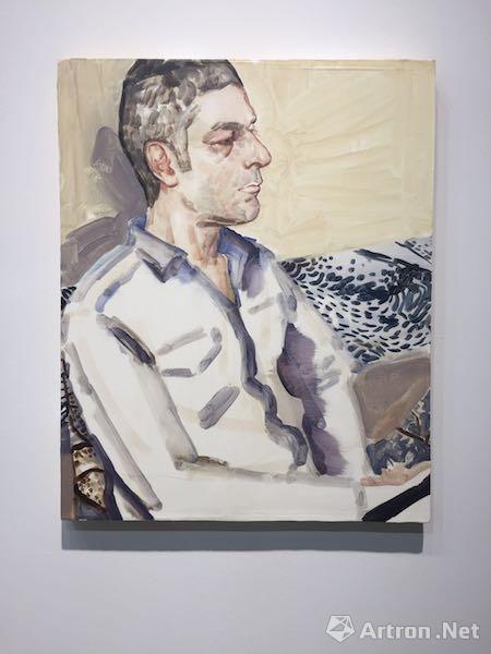Neugerriemschneider画廊带来伊丽莎白·佩顿作品《皮埃尔》
