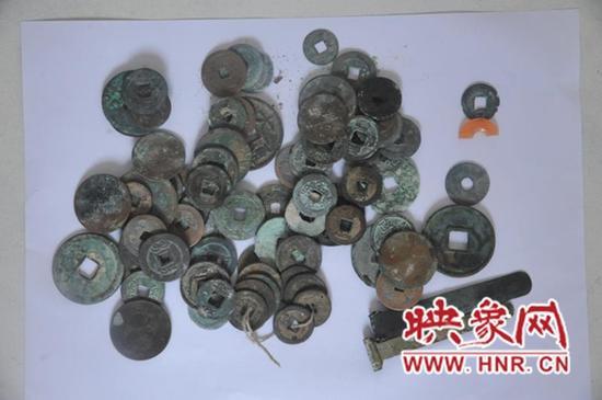 河南战国高级贵族墓葬被盗案侦破 百余件文物被追回
